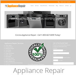 Appliance Repair Demo