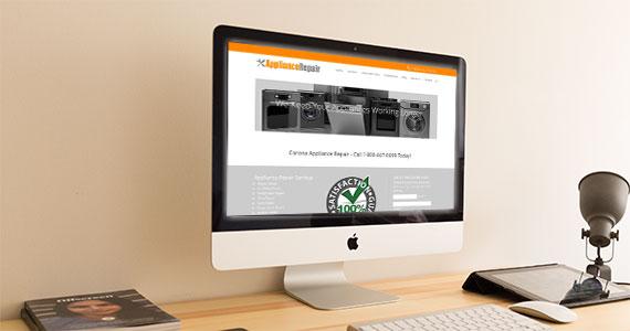 Appliance Repair Website Tips