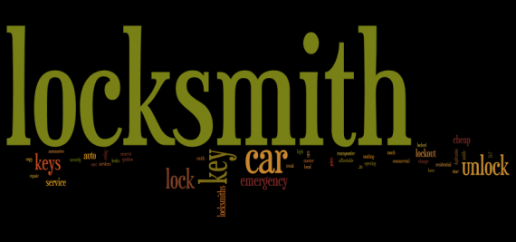 locksmith keywords